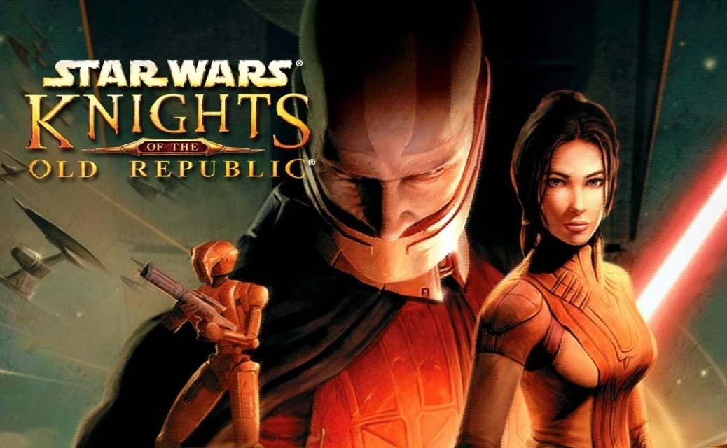 Från Star Wars spel Knight of the Old Republic.