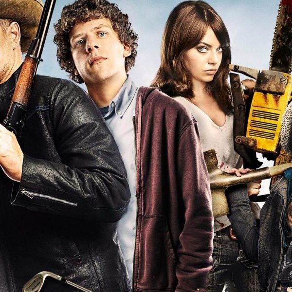 Skådespelarna i Zombieland 2.