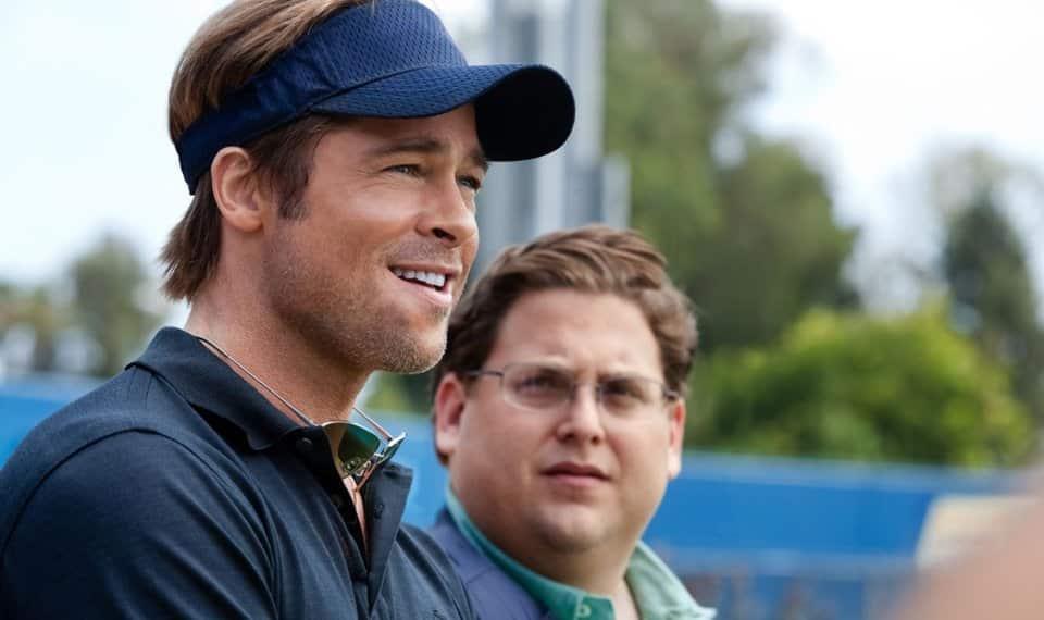 Bland tips på bra sportfilmer med tränaren i fokus hittar vi Moneyball.